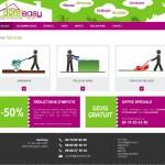 Site Internet de la société Dom'Easy