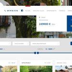 Site Internet Agence Immobilière Alexandre Lachaud