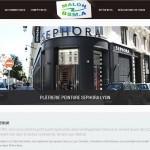 Site Internet de la société Malon