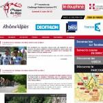 Site Internet de la Classique des Alpes