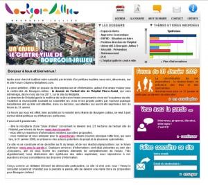 Site Internet Forum Citoyens Berjalliens