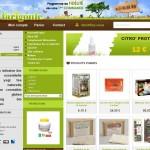 Site Internet de vente en ligne de La Farigoule