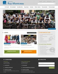 Site Internet de la mairie de Ruy-Montceau. www.ruy-montceau.fr